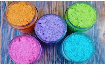 رنگها در چاپ کوره ای